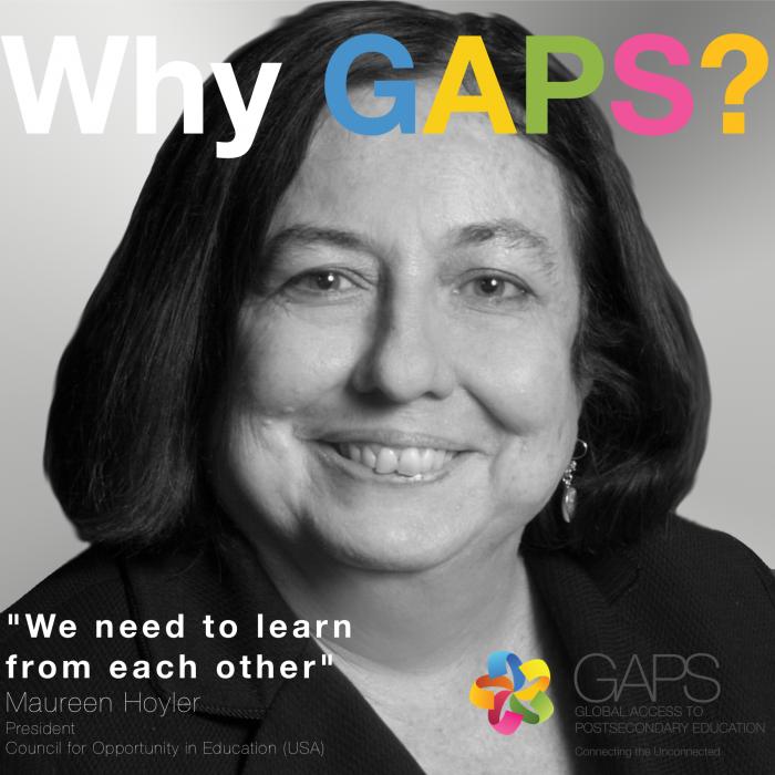 Why_GAPS_Maureen